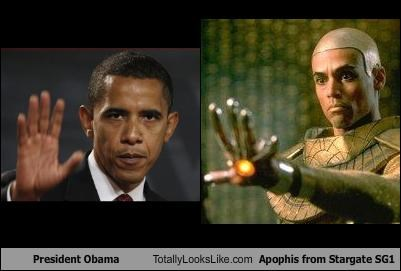 apophis and obama