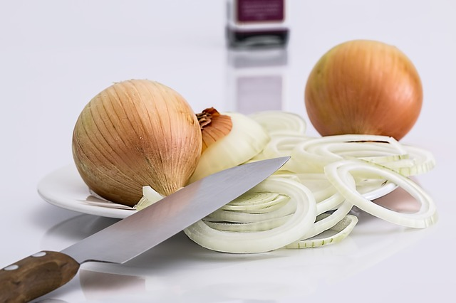 How I fell in love with onions