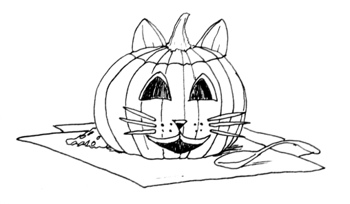 cat-pumpkin