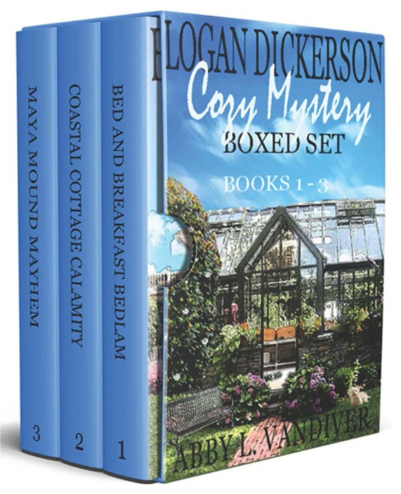 Cozy Mystery Boxed Set Amazon