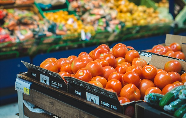 Infusing sense into grocery store management