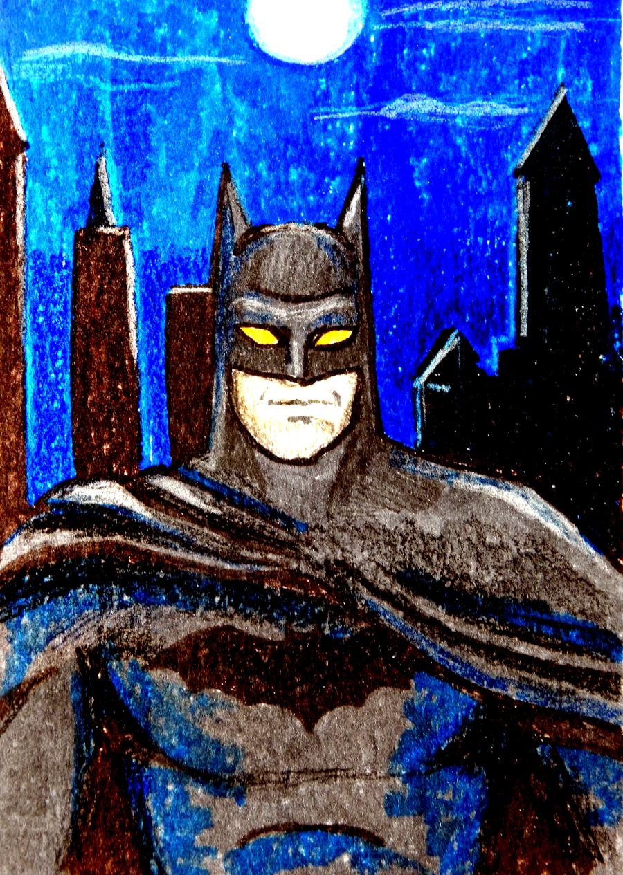 Card Batman