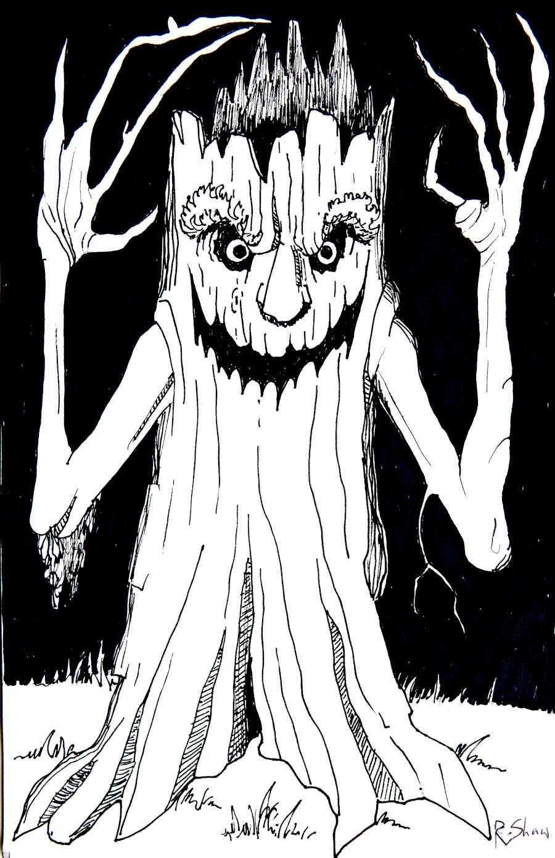 Evil Tree