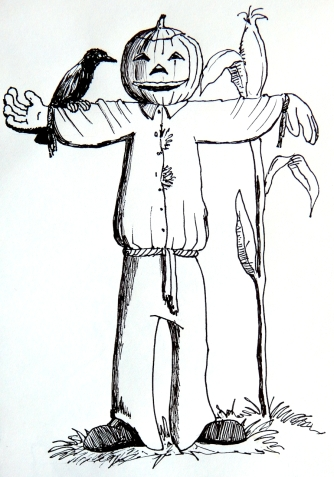 scarecrow 900