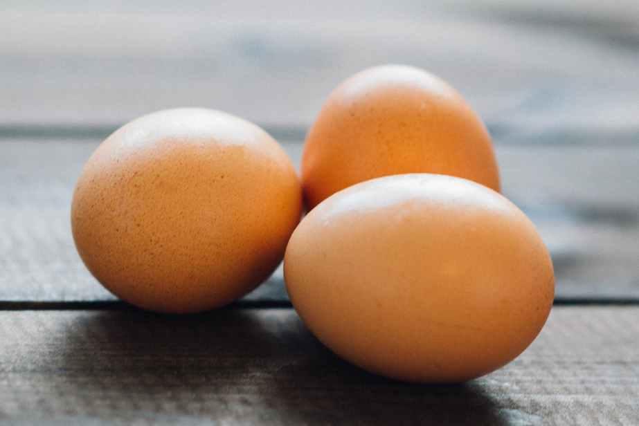 Drive-through-fast egg sandwich