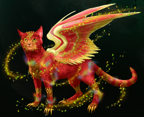 If you like cats, sci fi, andgames…