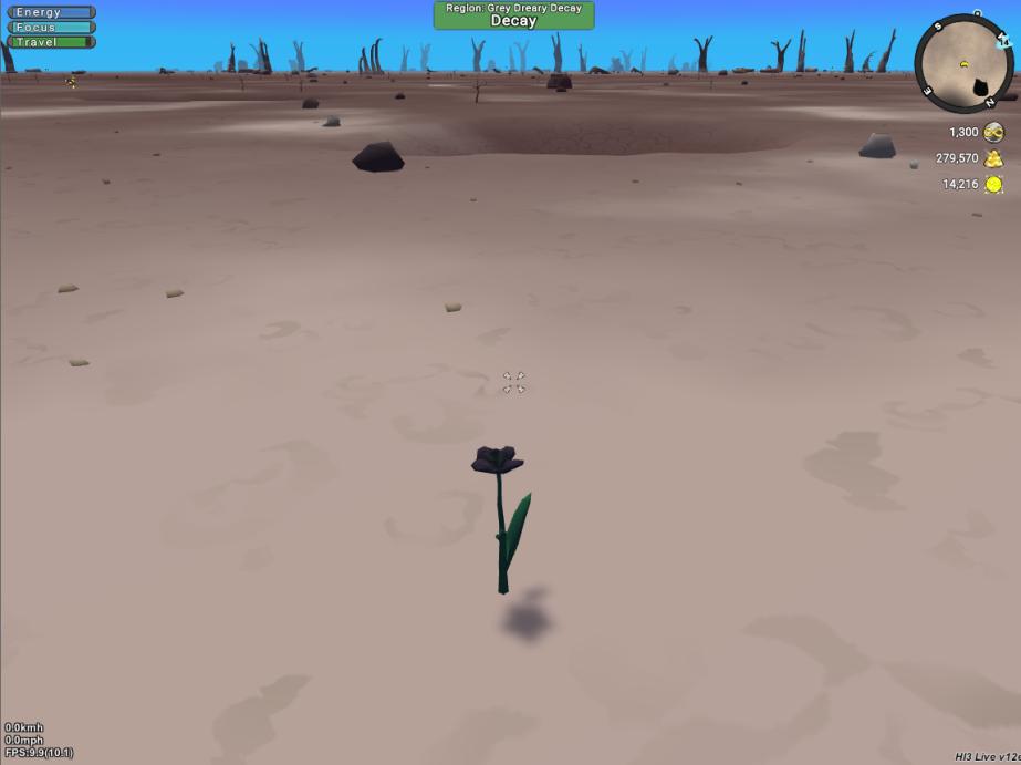 Horse Isle 3 – finding the elusiveNightshade