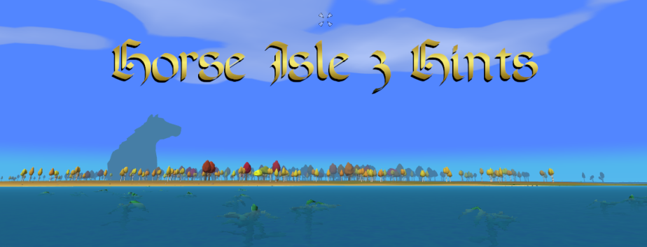 Horse Isle 3 – Travel in Ice and Snow