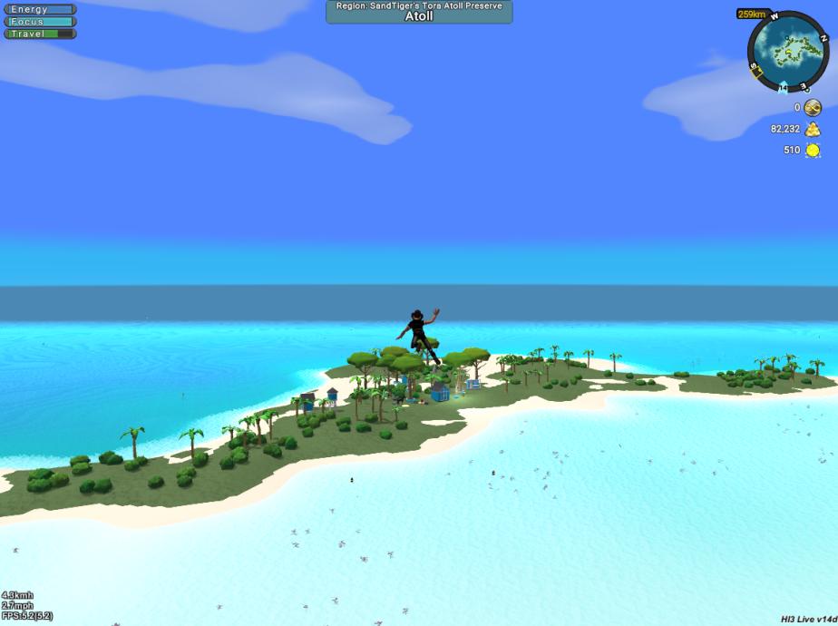 Horse Isle 3 – ExtremeSports