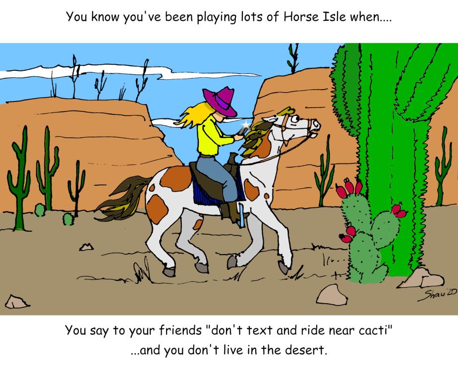 Cactus Comic 2000
