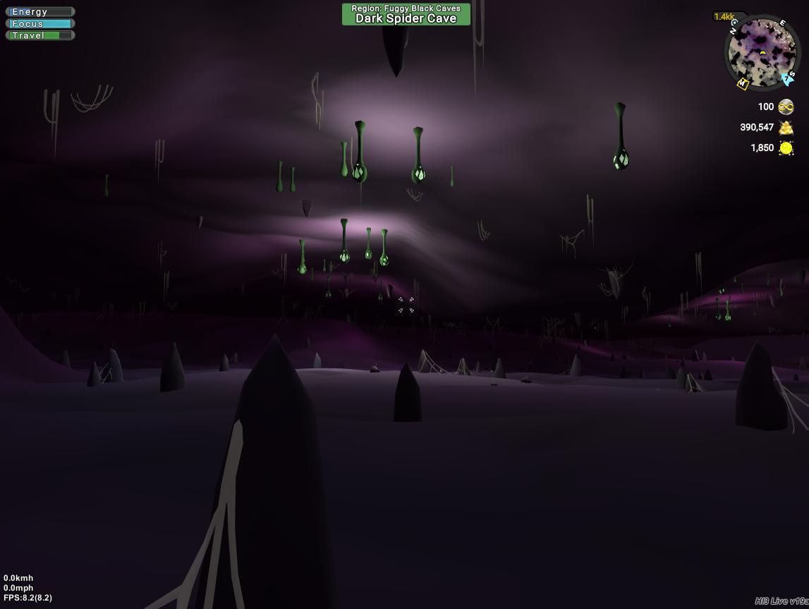 Dark Spider Cave 2